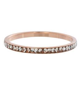 iXXXi iXXXi R02501-02 18 Ring  Zirconia Crystal