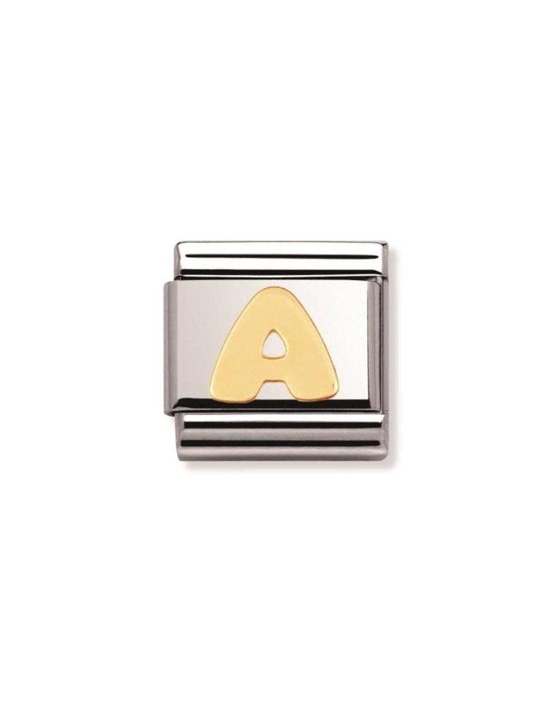 Nomination Composable 030101-01 Nomination Classic letter A