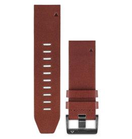 Garmin Garmin 010-12496-05 Horlogeband Leer Bruin 22mm