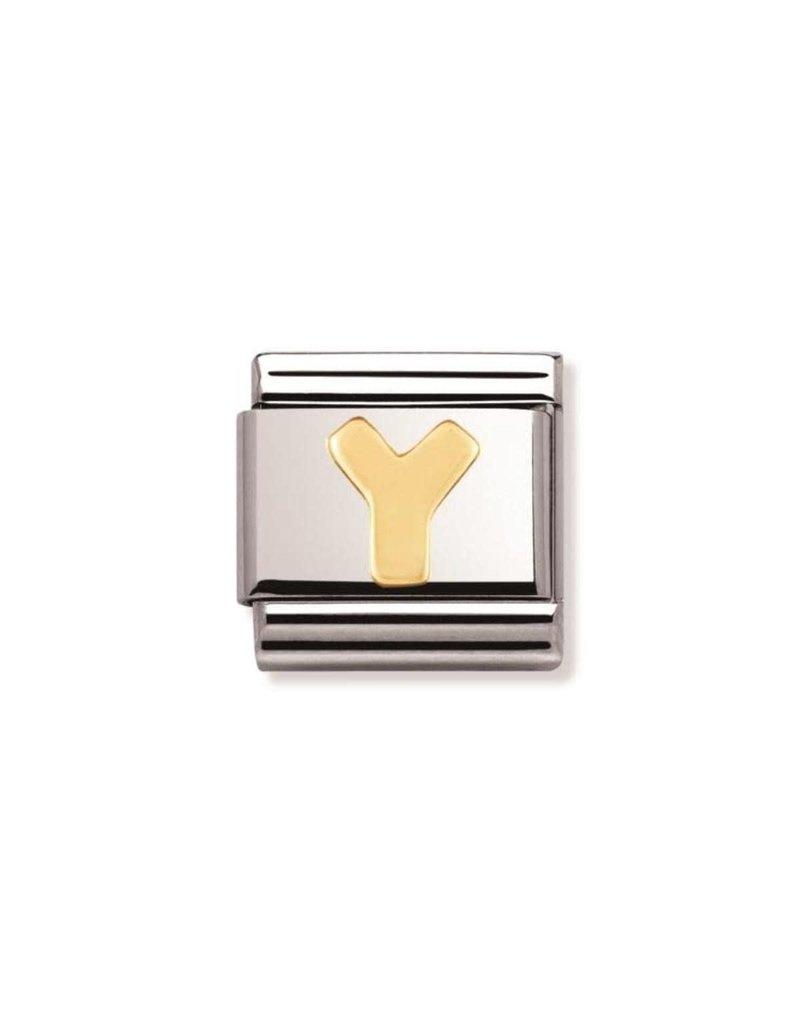 Nomination Composable 030101-25 Nomination Classic letter Y