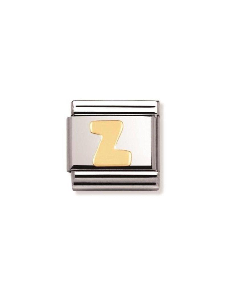 Nomination Composable 030101-26 Nomination Classic letter Z