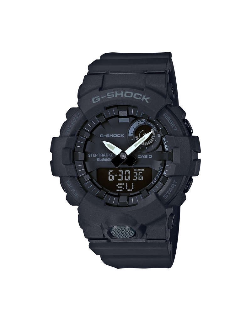 Casio G-Shock GBA-800-1AER Horloge Digitaal.
