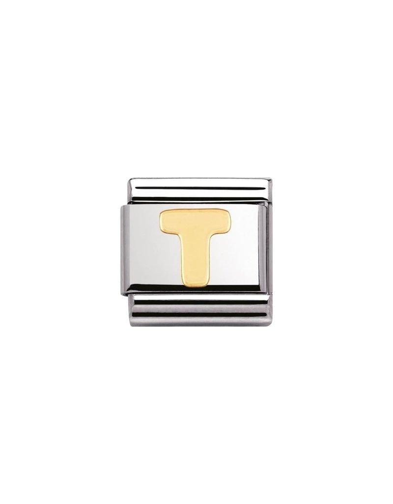 Nomination Composable 030101-20 Nomination Classic letter T