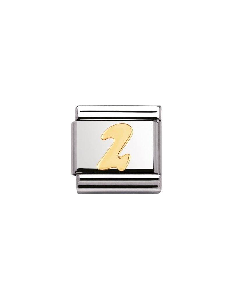 Nomination Composable 030102-02 Nomination Classic cijfer 2
