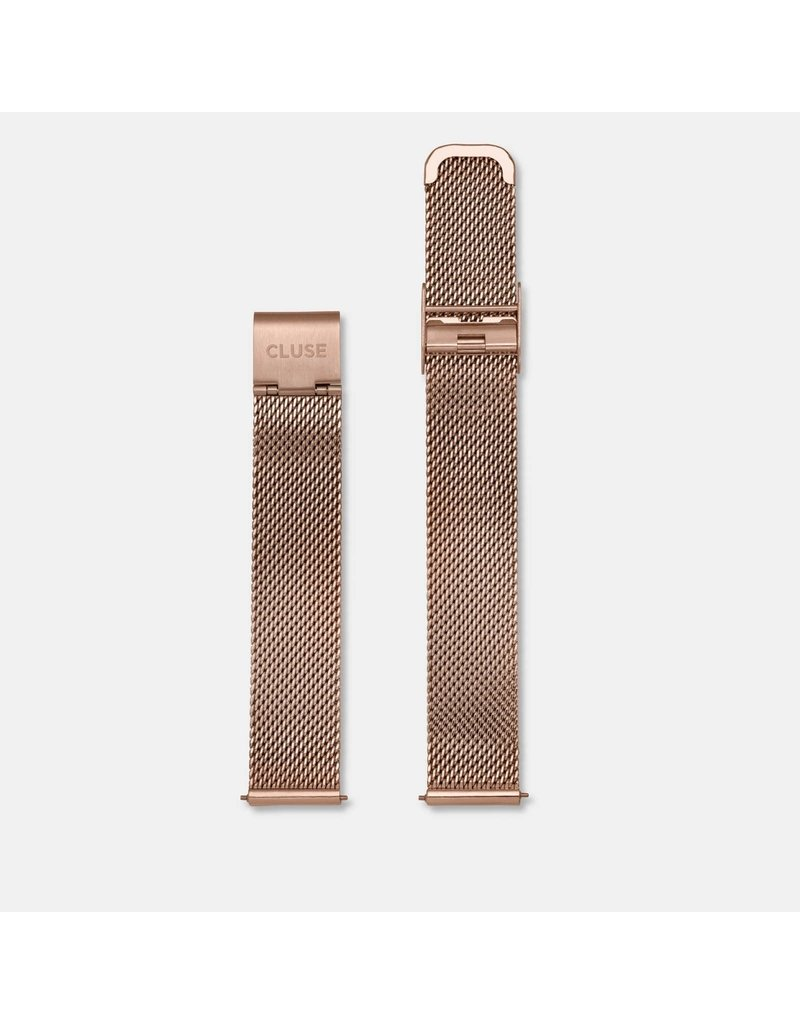 Cluse Cluse CS1401101030 16MM band Mesh Rose