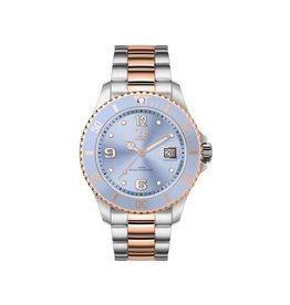 Ice Watch Ice Watch IW016770 Horloge Ice Steel Sky Silver Rose