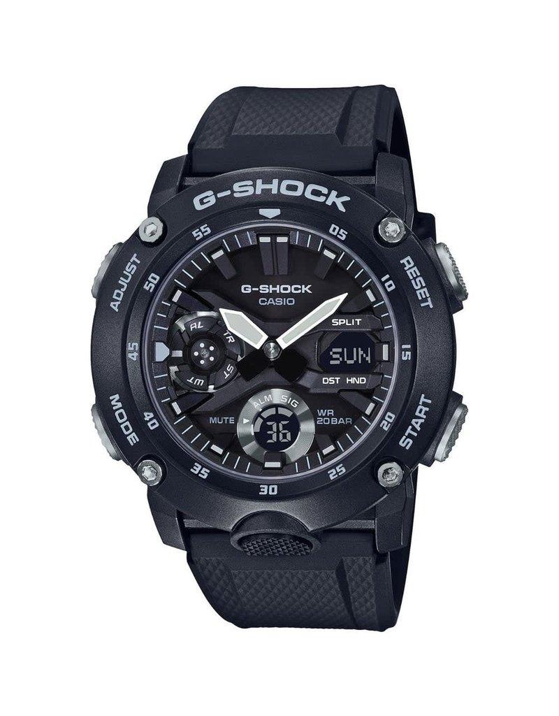Casio G-Shock GA-2000S-1AER Horloge AnaDigi