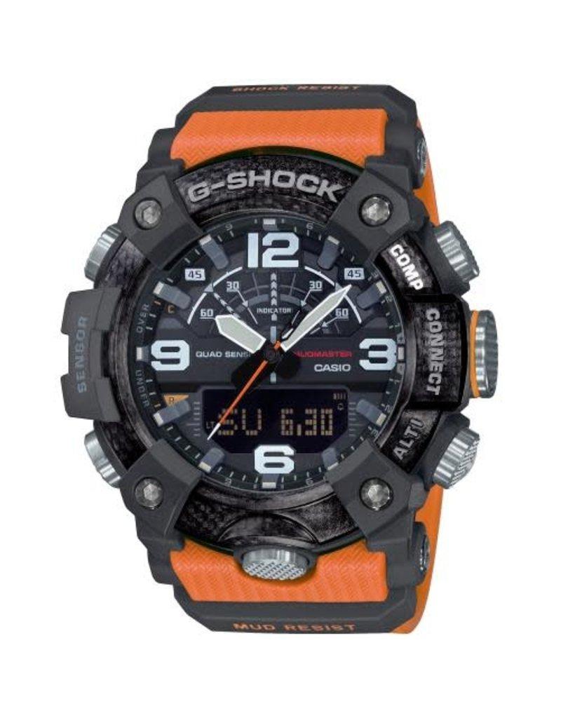 Casio Premium Casio GShock GG-B100-1A9ER  Horloge Mudmaster