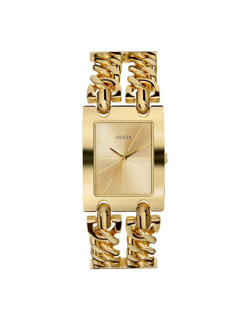 Guess Guess W1117L2 Horloge Dames Trend Gold