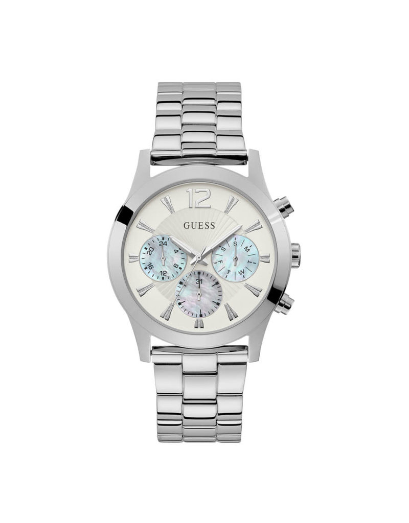 Guess Guess W1295L1 Horloge Heren Staal