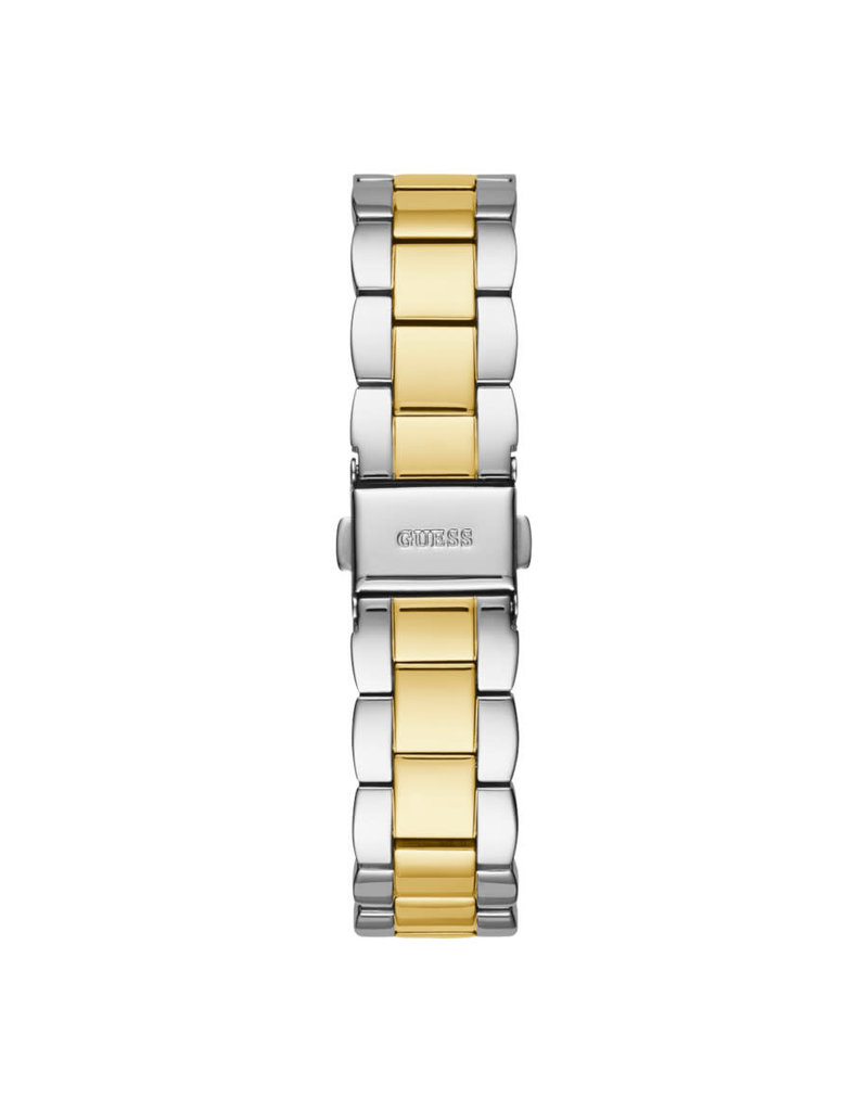 Guess Guess W1290L1 Horloge Dames Staal Bicolour