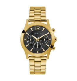 Guess Guess W1295L2 Horloge Heren Staal goudkleurig