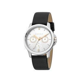 Esprit Esprit ES1L145L0015 Horloge Dames Leer