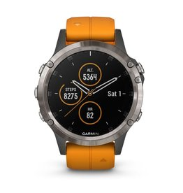 Garmin Garmin 010-01988-05 Fenix 5 plus Smartwatch