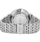 Cluse Cluse CW0101201023 Horloge La Bohhéme Multi link Silver