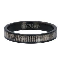 iXXXi iXXXi R05409-05 17 Ring Hyena Black Maat 17