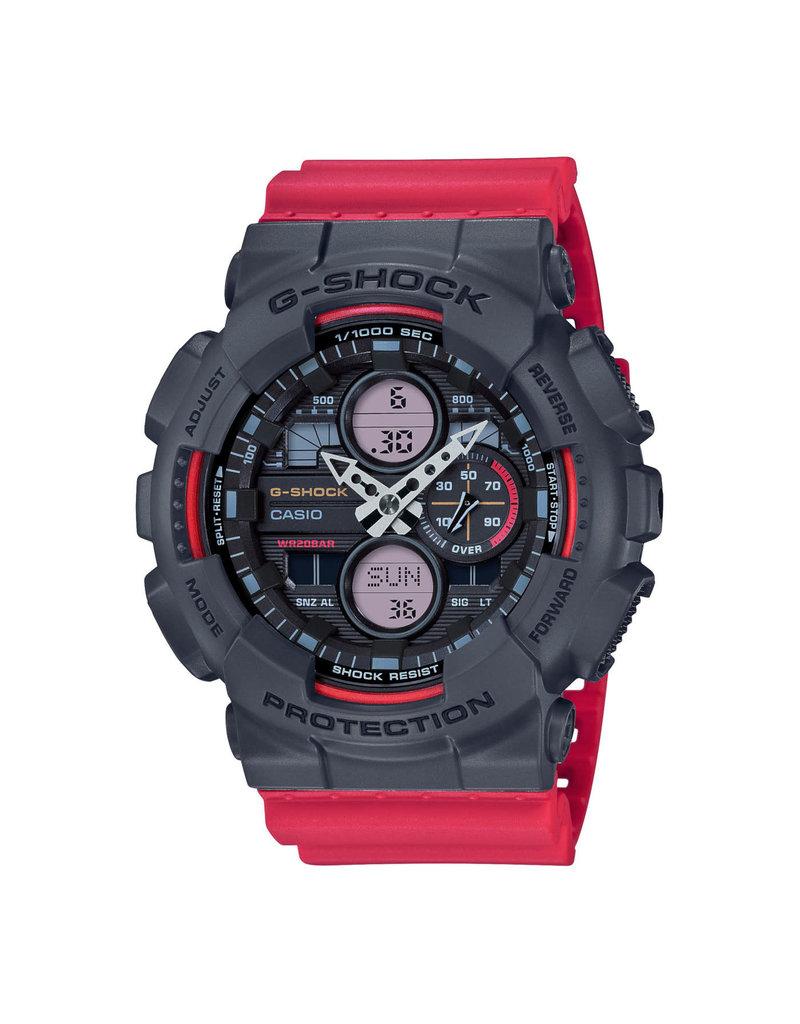 Casio Casio G-Shock GA-140-4AER Horloge AnaDigi