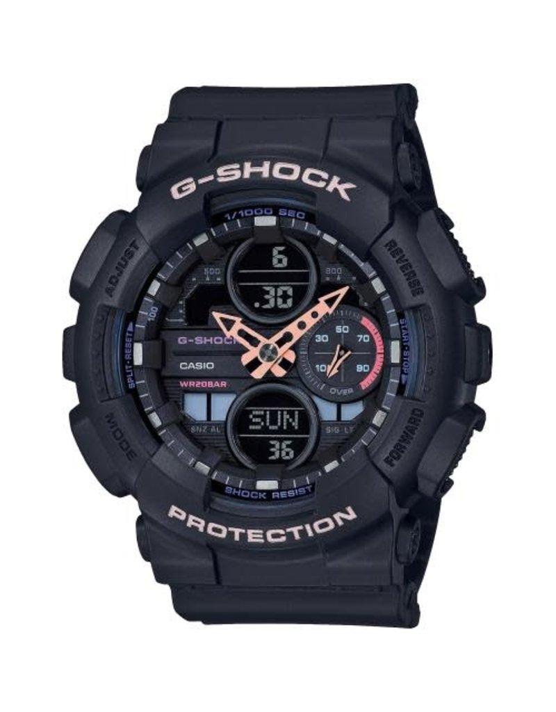 Casio G-Shock GMA-S140-1AER Horloge AnaDigi