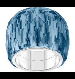 Swarovski Ring Nirvana Blue Silver - 5432195