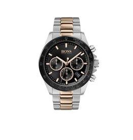Hugo Boss Hugo Boss HB1513757 Horloge Heren Hero Staal/Rosé Chrono