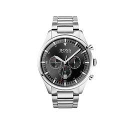 Hugo Boss Hugo Boss HB1513712 Horloge Heren Pioneer Staal Chrono