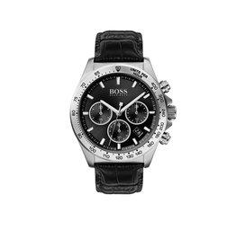 Hugo Boss Hugo Boss HB1513752 Horloge Heren Hero Leer Chrono