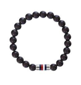 Tommy Hilfiger Tommy Hilfiger TJ2790068 Armband Beads Zwart Staal