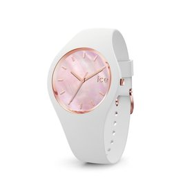 Ice Watch Ice Watch IW016939 Horloge Ice Pearl White Small