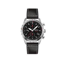 Hugo Boss Hugo Boss HB1513770 Horloge Heren Aero Leer Chrono