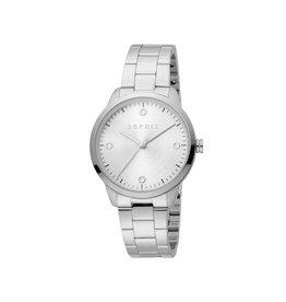 Esprit Esprit ES1L164M0035 Horloge Dames Minimal Silver