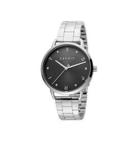 Esprit Esprit ES1L173M0065 Horloge Dames Fun Black Silver