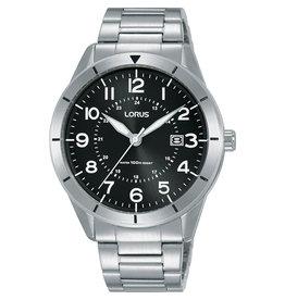 Lorus Lorus RH931LX-9 Horloge Heren Staal Zwart