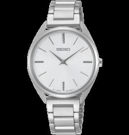 Seiko Seiko SWR031P1 Horloge Dames Staal Wit