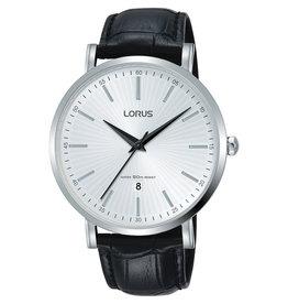 Lorus Lorus RH977LX-9 Horloge Heren Zwart Leer