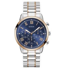 Guess Guess W1309G4 Horloge Heren Staal/Rosé Multi