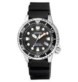Citizen Citizen EP6050-17E Horloge Dames  Promaster Diver Ecodrive Zwart