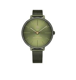 Tommy Hilfiger Tommy Hilfiger TH1782116 Horloge Kelly Dames Green Horloge Kelly Dames Green