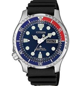 Citizen NY0086-16LE Horloge Promaster Diver Automatic Blauw