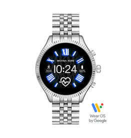 Michael Kors Michael Kors MKT5077 Smartwatch Lexington Gen5 Staal