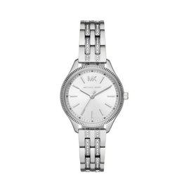 Michael Kors Michael Kors MK6738 Horloge Dames Staal met zirkonia