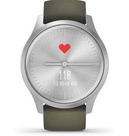 Garmin 010-02240-01 Hybrid Smartwatch Vivomove Style  Aluminium