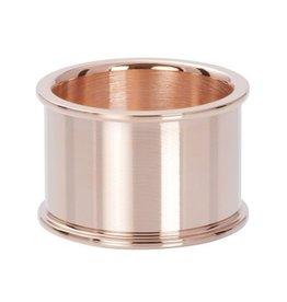 iXXXi iXXXi R07401-02 16 Basis ring 14mm Rose Maat 16
