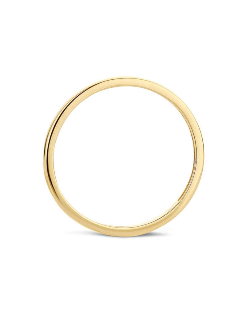 Blush Blush 1197YGO/52 Ring 14Krt Goud