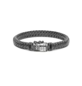 Buddha to Buddha BtoB J070BRS F Armband Ben XS Black Rhodium Silver Maat F