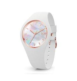 Ice Watch Ice-Watch IW016936 Horloge Ice Pearl White Medium