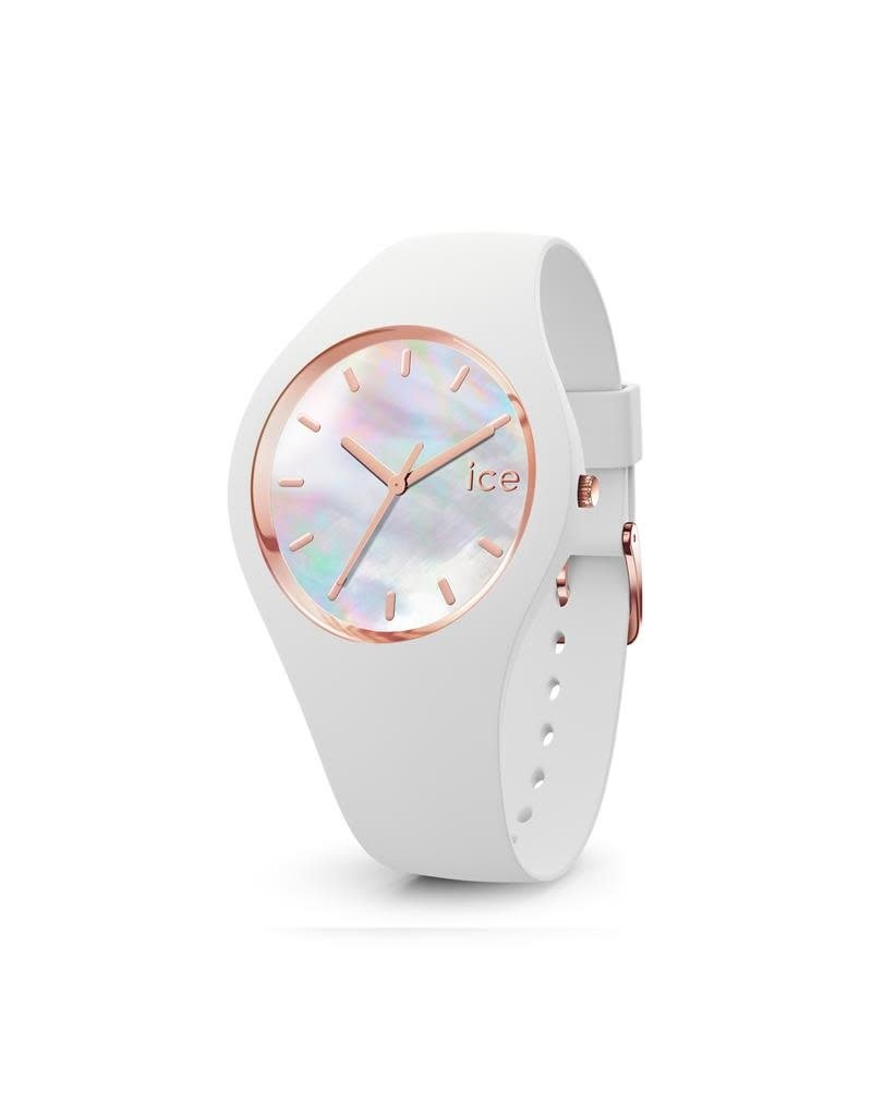 Ice Watch Ice-Watch IW016935 Horloge Ice Pearl White Small
