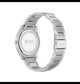 Hugo Boss Hugo Boss HB1513730 Horloge Circuit heren staal zwart