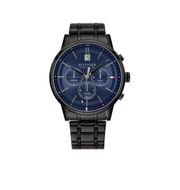 Tommy Hilfiger Tommy Hilfiger TH1791633 Horloge Kyle Dualtime staal