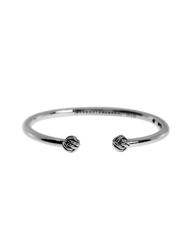 Buddha to Buddha BtoB 011 C+ Armband Refined Katja Zilver Maat C+