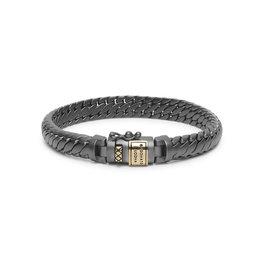 Buddha to Buddha BtoB J070BRG F Armband Ben XS Black Rhodium Gold Maat F